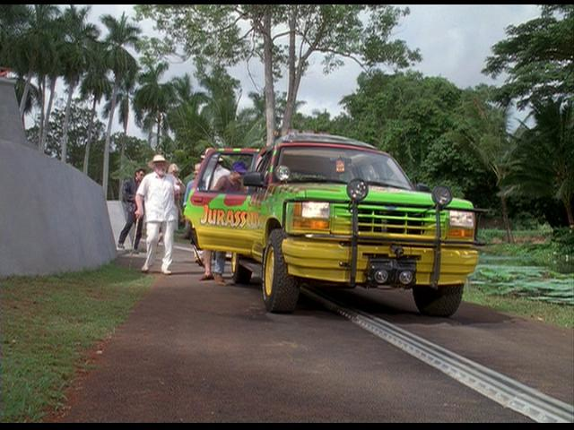 Reference Ford Explorer Guide Jurassic Park Motor Pool